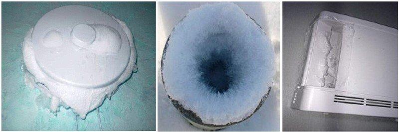 Эксплуатация приточных клапанов в зимний период