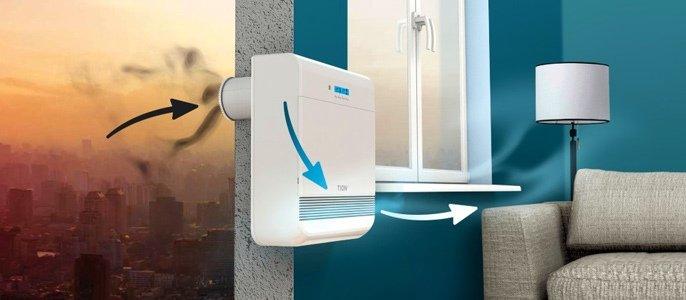 Приточная вентиляция - достойная альтернатива кондиционеру