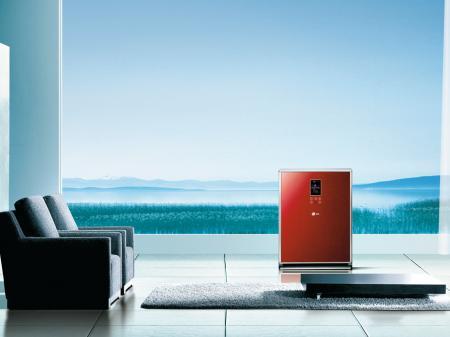 Воздухоочиститель и увлажнитель для дома