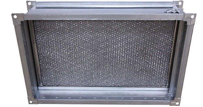 Жироулавливающие фильтры для вентиляционных каналов