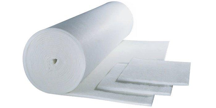 Синтепоновые маты для вентиляционных фильтров
