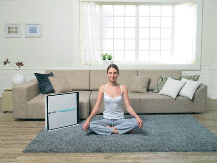 правильное использование ионизатора воздуха способствует улучшению микроклимата жилья