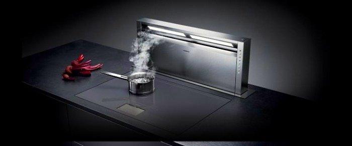 полновстраиваемые вытяжки для кухни