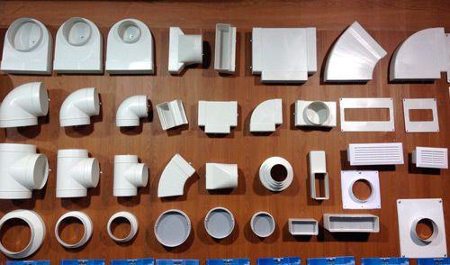 Комплект для монтажа пластиковых труб