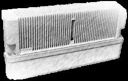 Увлажнитель воздуха на батарею Brune Uni Vario