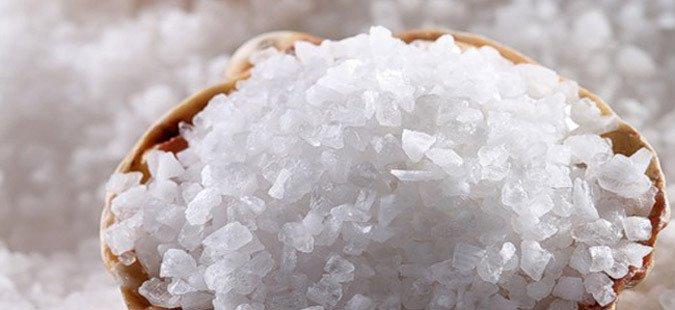 Крупная поваренная соль