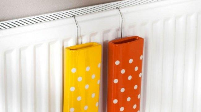 Керамический увлажнитель воздуха на батарею преимущества и разновидности