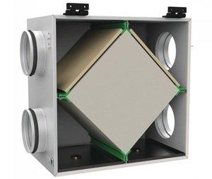 Рекуперация тепла в системах вентиляции принцип действия схемы