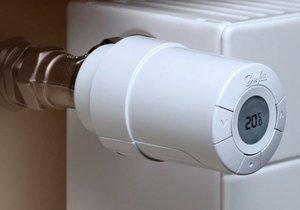 Термоголовки на радиаторы отопления