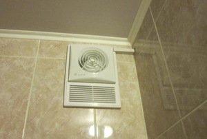 Бытовые вентиляторы для ванных комнат и санузлов