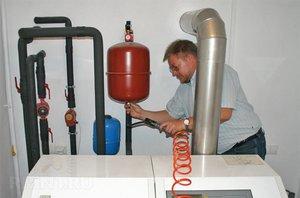 Почему в системе отопления появляется воздух