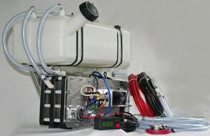 Изготовление водородного генератора
