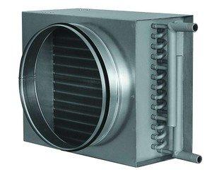 Калорифер водяной для приточной вентиляции