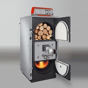 Котел для дома на дровах длительного горения