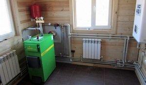 Системы отопления для дачи: варианты обогрева дачного домика