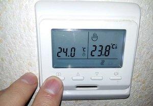Применение терморегулятора