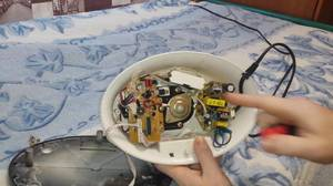 Как отремонтировать увлажнитель воздуха своими руками