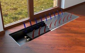 Система конвекторного отопления