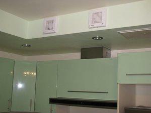 Система вентиляции на кухне