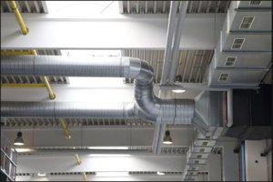 СНиП вентиляция помещений — нормы производственных помещений
