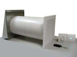 Системы бытовой приточки для вентиляции