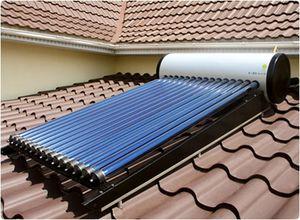 Солнечные батареи для отопления дома зимой