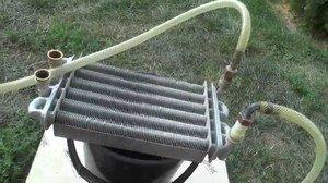 Средство для промывки теплообменника газового котла