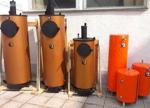 Тепловые аккумуляторы для системы отопления