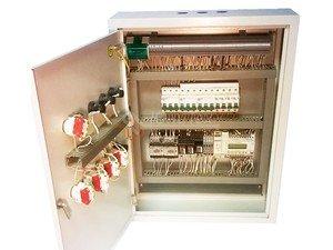 Управление приточно-вытяжной вентиляцией