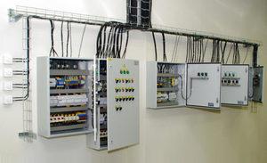 Управление приточной системой вентиляции
