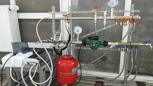 Как установить водородное отопление