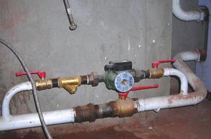 Установка циркулярного насоса в систему отопления