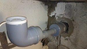 Вентиляция в частном доме из канализационных труб