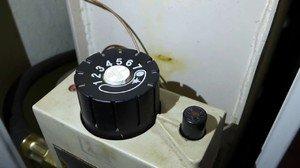 Как включить котел газовый