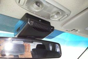 Ионизатор воздуха в автомобиле